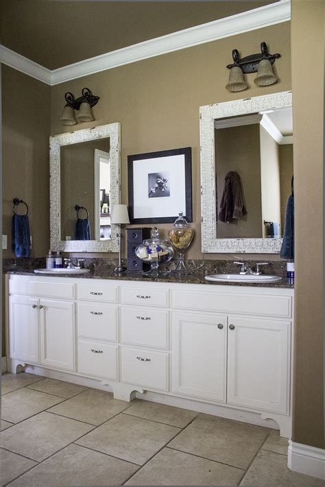 Ideas For Painted Kitchen Cabinets - master bath black white luxury the stiers aesthetic