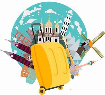 Travel Tour Clipart Vectors Travels Tours Transparent