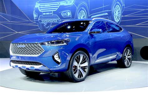 News - Haval HB-03 Concept Previews Hero Hybrid Coupe SUV