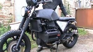 Bmw K100 Scrambler : moto bmw k75 1987 scrambler rat 39 s youtube ~ Melissatoandfro.com Idées de Décoration