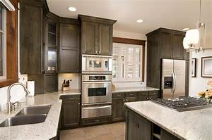 48 luxury dream kitchen designs worth every penny photos With kitchen colors with white cabinets with brushed aluminum wall art