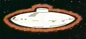 Brainiac U0026 39 S Ship