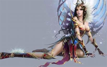 Elf Female Fantasy Abstract Wallpapers13