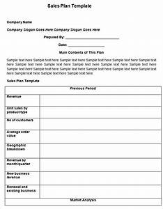 sales action plan template 11 free word excel pdf With retail sales plan template