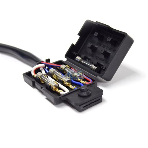 Motorcycle Electrical Fuse Box by Kawasaki Fuse Box Panel Harness Wire Large 26004 1002