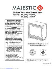 Majestic Ldvr Manuals