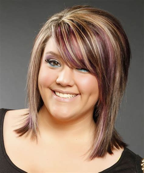 Medium Length Hairstyles For Plus Size by 15 Hairstyle For Plus Size In 2018 Fashiotopia