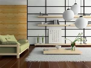Modern interior design ideas Japanese style – simplicity ...
