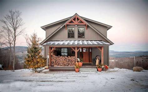 barn style homes happy holidays from yankee barn homes