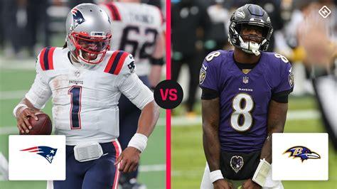Patriots vs. Ravens odds, prediction, betting trends for ...
