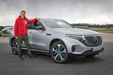 Blogtests / wat vind ik van de mercedes eqc 400? Mercedes EQC 400 4Matic (2019) - Bilder - autobild.de
