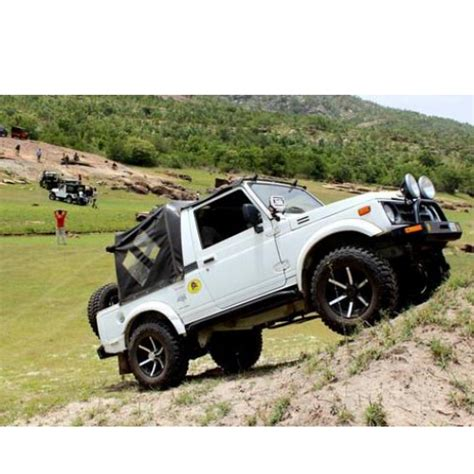 Maruti Gypsy Price, Review, Pictures, Specifications