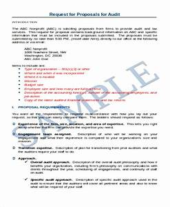 Application Letter Accounting 8 Audit Quotation Templates Free Premium Templates