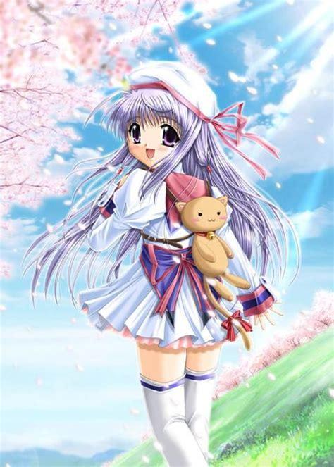 cute anime princess 这个图片是什么动画片里的 anime princesses