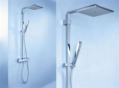 Colonne Thermostatique Grohe. Grohe Rainshower System 310