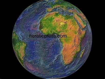 Earth Terrain Rotating Map Mp4 Frames Solar
