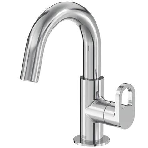 robinet de lave mains eau froide chrom 233 bow leroy merlin