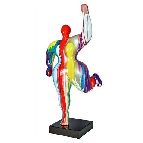 La Statue Sculpture Décorative Design Femme En Résine