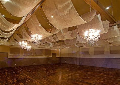 How To Hang Ceiling Drapes For Events - 73 best images about wall ceiling drapery on