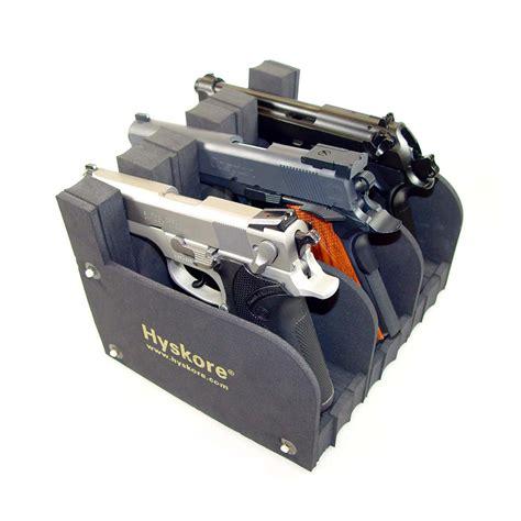 gun safe pistol rack hyskore 174 modular pistol rack 302394 gun cabinets