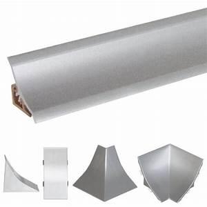 Wandabschlussleiste Küche Alu : abschlussleiste k che arbeitsplatte k chenleiste aluminium silber jumbo shop ~ Orissabook.com Haus und Dekorationen