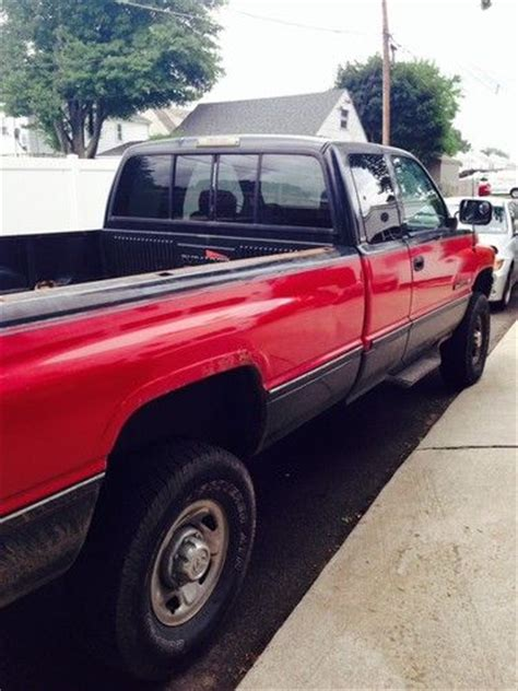 automobile air conditioning repair 1997 dodge ram 2500 electronic toll collection buy used 1997 dodge ram 2500 base extended cab pickup 2 door 8 0l in bristol pennsylvania