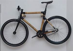 Fahrrad Wandhalterung Design : bambus bambusheld en ~ Frokenaadalensverden.com Haus und Dekorationen