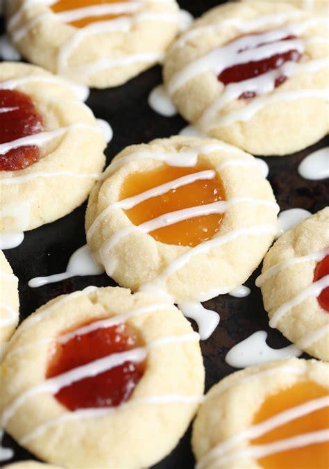 4.5 stars stars based on 13 reviews. Lemon Thumbprint Cookies | Holiday Baking | Christmas Cookies