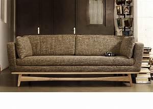 Canapé design - Découvrez le canapé 50's de Red Edition