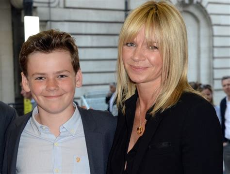 Zoe Ball's Son Woody Shares Touching Instagram Tribute To ...