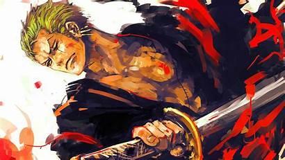 Piece Gambar Terbaru Zoro Roronoa 1080 Anime