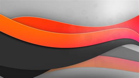 Abstract Wave Black And Orange Background by 1920x1080 Hd Wallpaper Wave Orange Black Grey