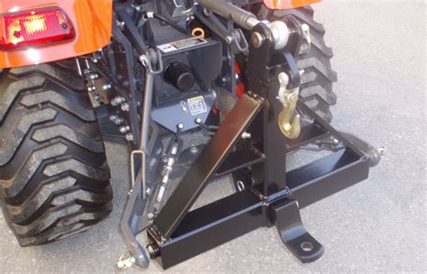 log hitches  receivers earth  turf attachments