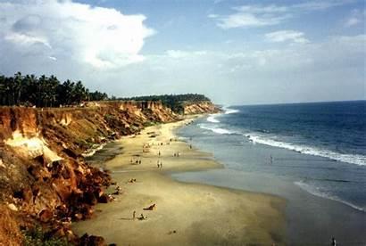 Varkala Beach India Kerala Beaches Indiamike Prev