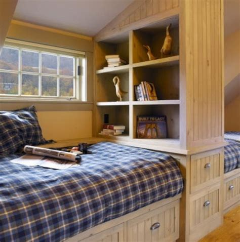 storage ideas   boys bedroom