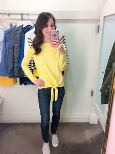 Fit Reviews // Talbots Spring Collection - Petite Style Script
