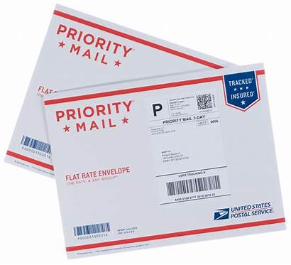 Priority Usps Rate Mail Flat Envelope Much