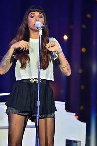 Christina Perri Perfotms at Demi World Tour 2014 at ...