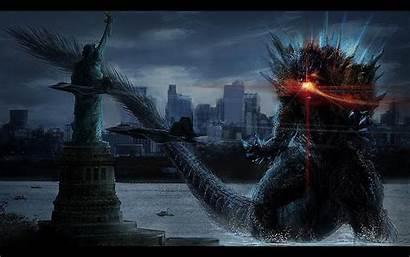 Godzilla Wallpapers Background 4k Desktop Pc Backgrounds