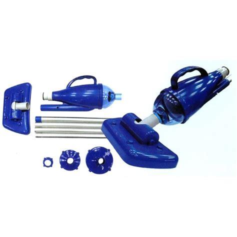 aspirateur manuel pour piscine hors sol speed clean piscine jardiland longu 233 jumelles