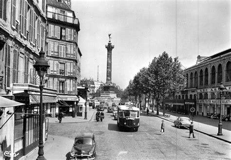 la rue de lyon pr 232 s de la place de la bastille 1950s ancien lieux