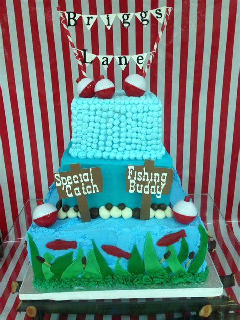 Baby Shower Theme For by Fishing Baby Shower Theme Cake Baby Shower In 2019