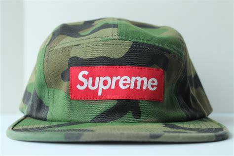 supreme hat authentkicks supreme twill cap camo