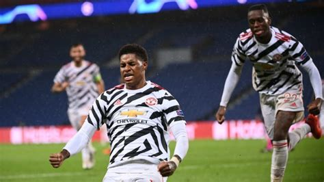 Paris Saint-Germain 1-2 Manchester United: Report, Ratings ...