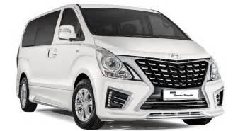 2017 Hyundai Grand Starex Royale Facelift Rm169k