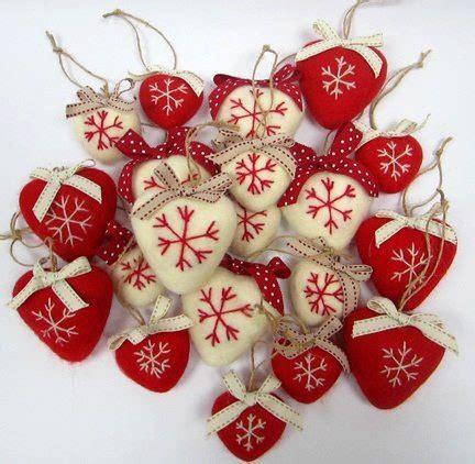 swedish christmas decorations to make scandinavian hearts ornament and ornaments