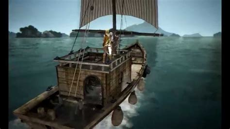 Bdo Fishing Boat For Epheria Sailboat by Black Desert Final Cbt Taking Boat To Ranger S Starting