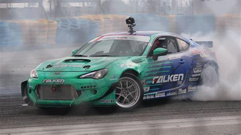 subaru brz drift dai yoshihara 39 s falken tire subaru brz formula drift car