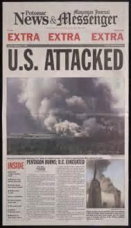 America Attacked 911 The Attack American 77