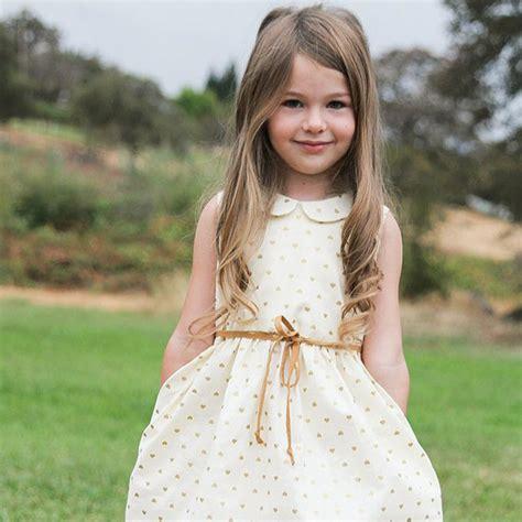 Infantil Looks Fofinhos Com Vestidos Super Delicados Para